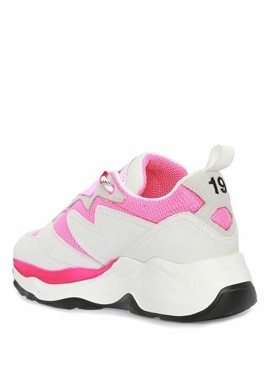 MSGM Sneakers Fuşya